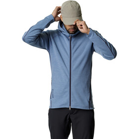 Houdini Outright Houdi Fleece Jacket Herre Light Endless Blue